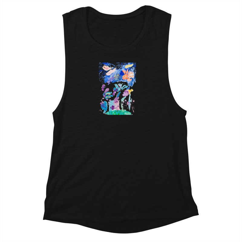 Maria do Carmo - Landscape #1 Women's Tank by Blame Dutchie's Tee House