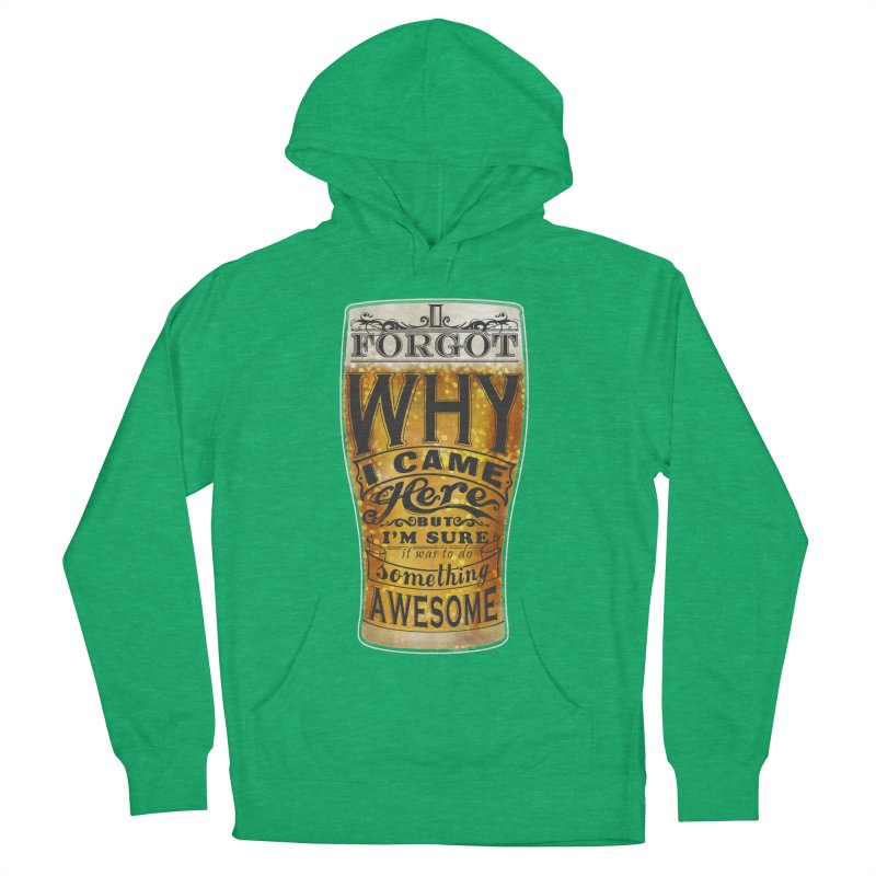 something awesome Men's Pullover Hoody by blancajp's Artist Shop