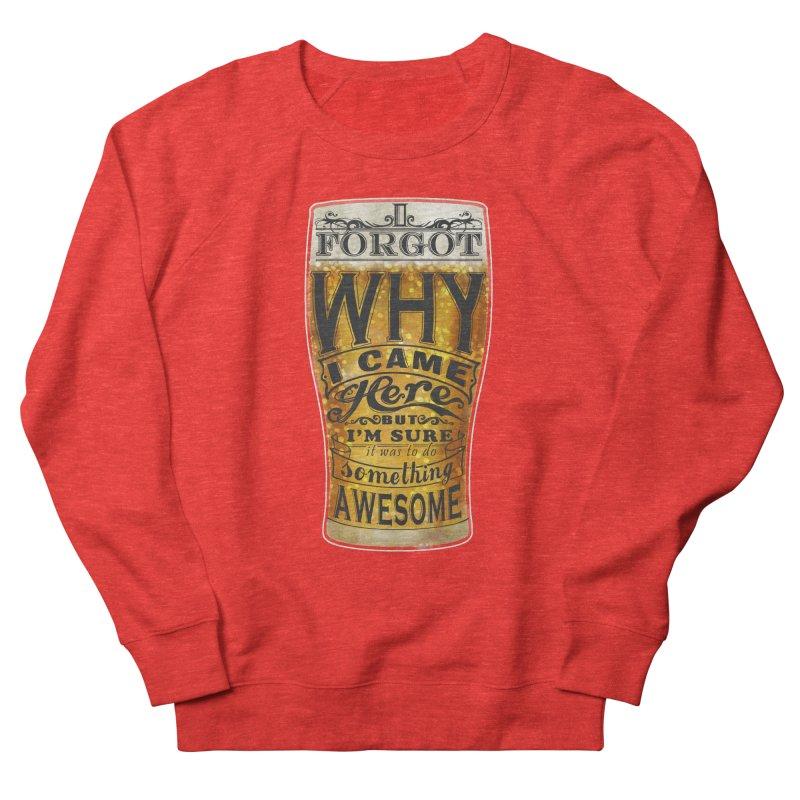 something awesome Women's Sweatshirt by blancajp's Artist Shop