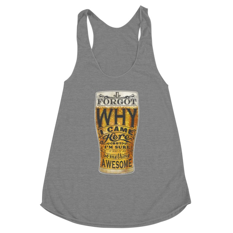 something awesome Women's Tank by blancajp's Artist Shop
