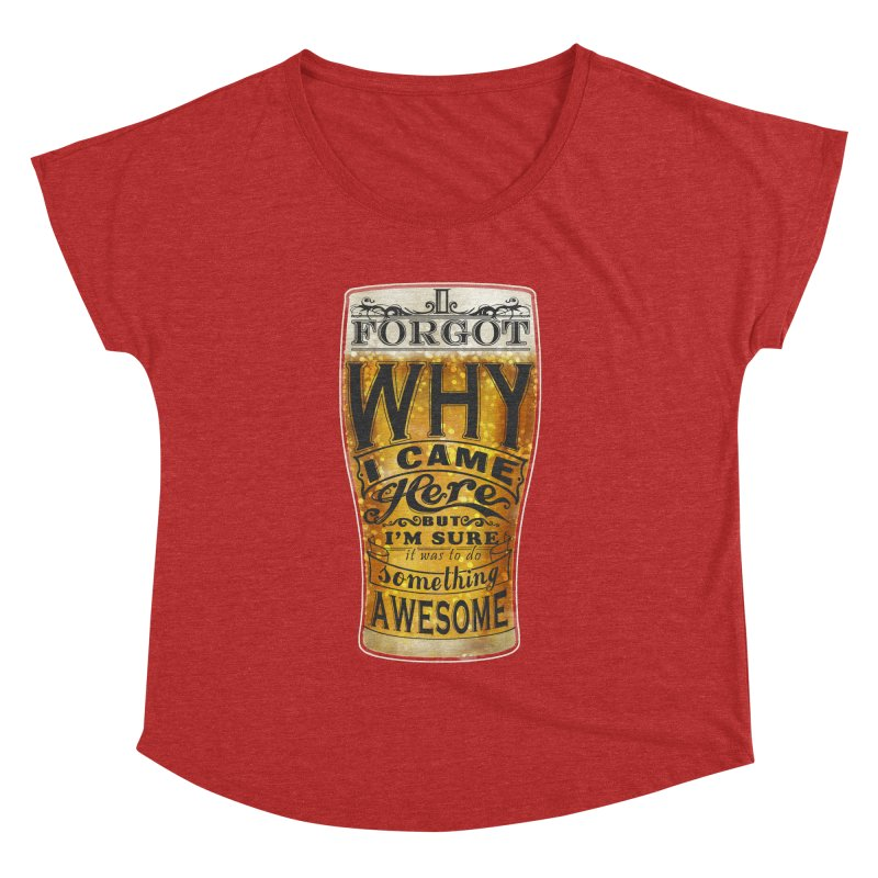 something awesome Women's Dolman by blancajp's Artist Shop