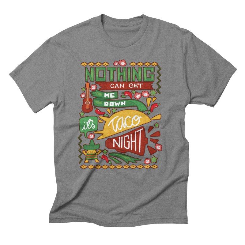 Taco night Men's  by blancajp's Artist Shop