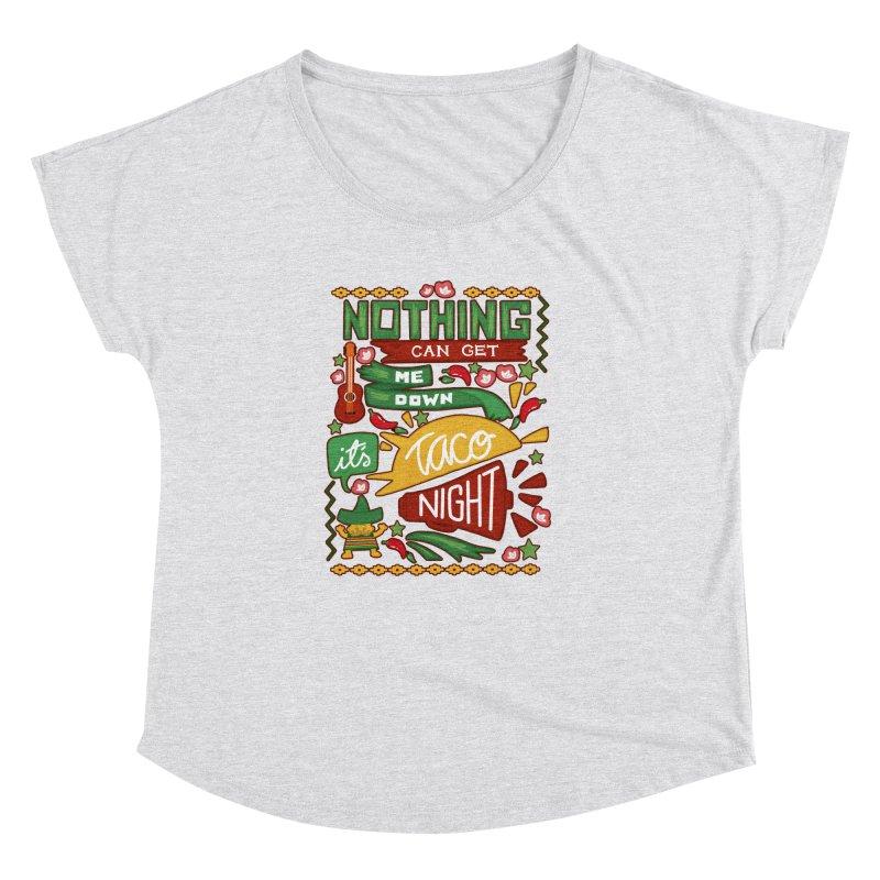 Taco night Women's Dolman by blancajp's Artist Shop