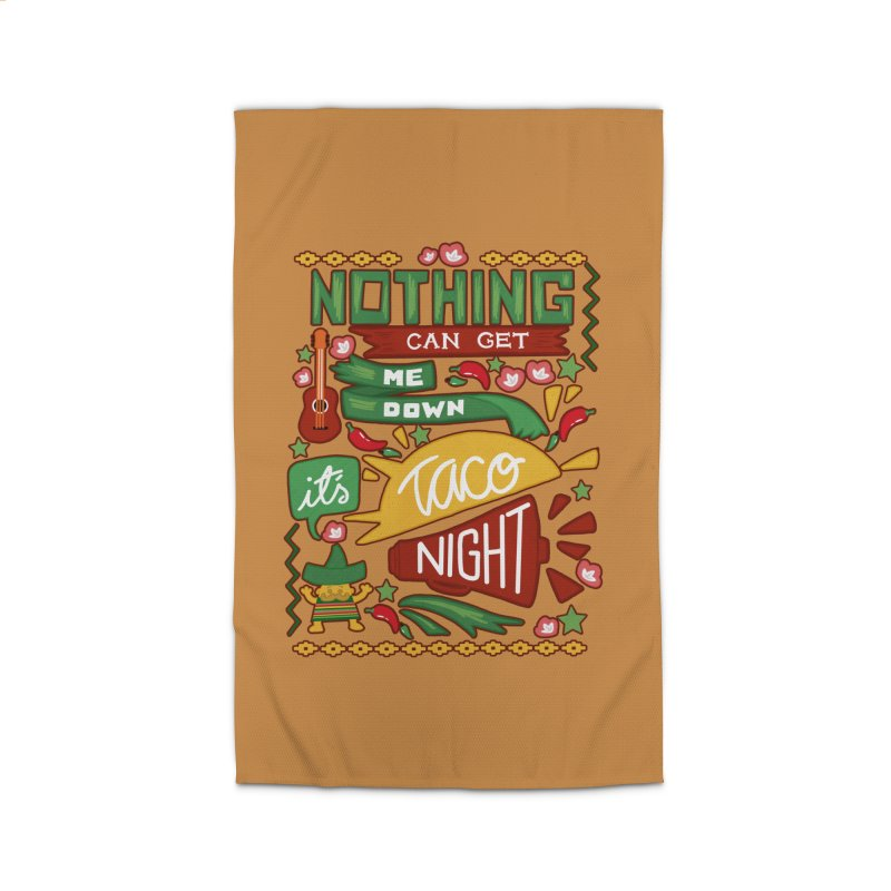 Taco night Home Rug by blancajp's Artist Shop
