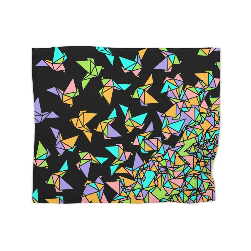 Birds Home Blanket by blancajp's Artist Shop