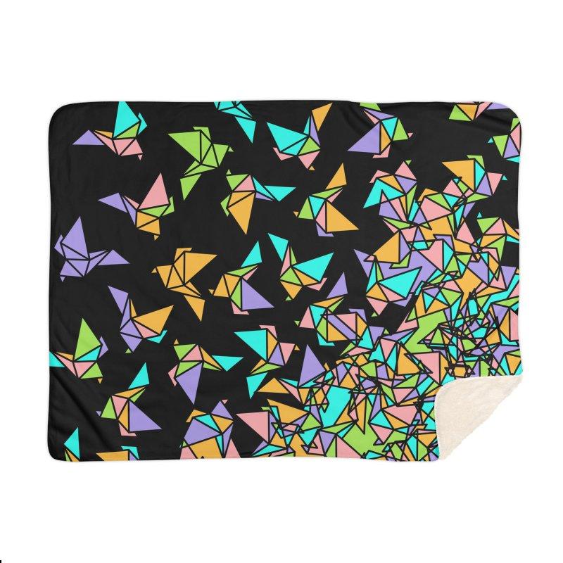 Birds Home Blanket by blancajp's Artist Shop