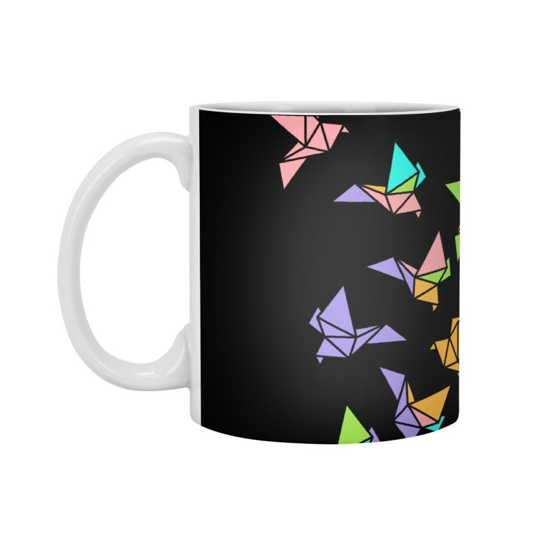 Birds Accessories Standard Mug by blancajp's Artist Shop