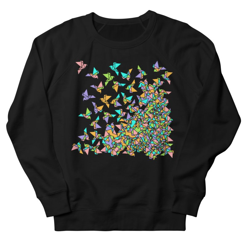 Birds Men's Sweatshirt by blancajp's Artist Shop