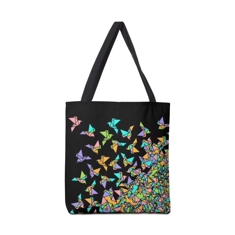Birds Accessories Tote Bag Bag by blancajp's Artist Shop