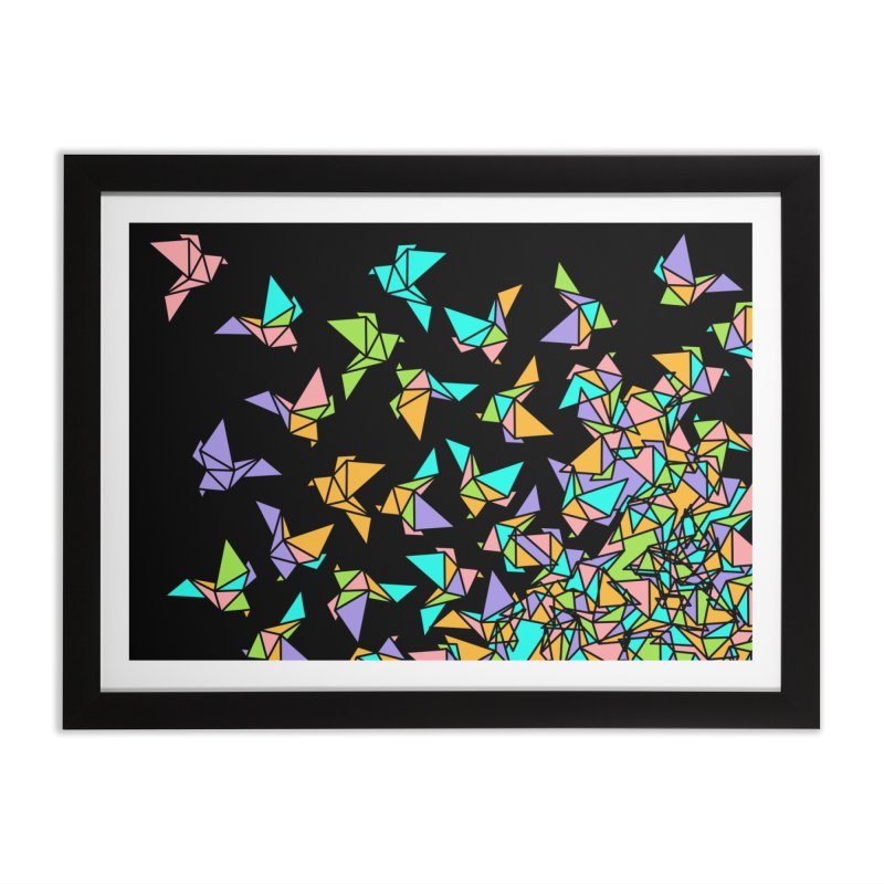 Birds Home Framed Fine Art Print by blancajp's Artist Shop