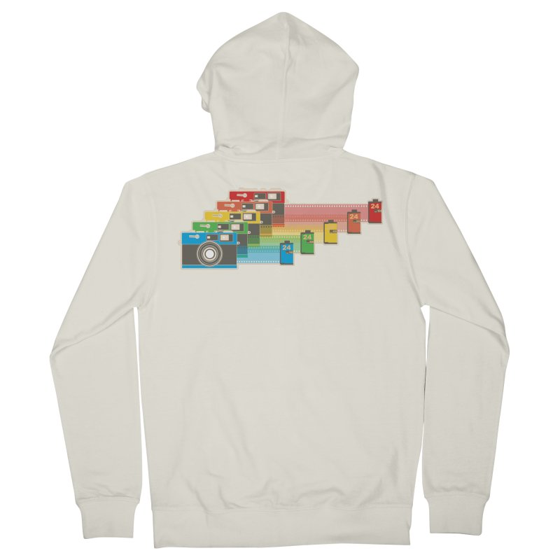 1970 Women's French Terry Zip-Up Hoody by blancajp's Artist Shop