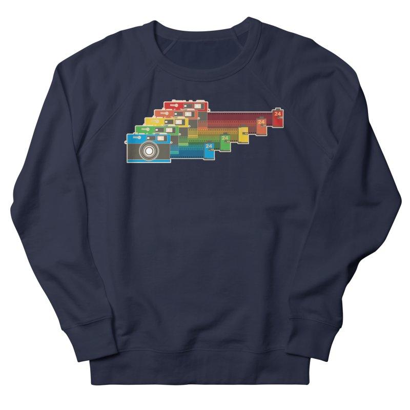 1970 Men's French Terry Sweatshirt by blancajp's Artist Shop