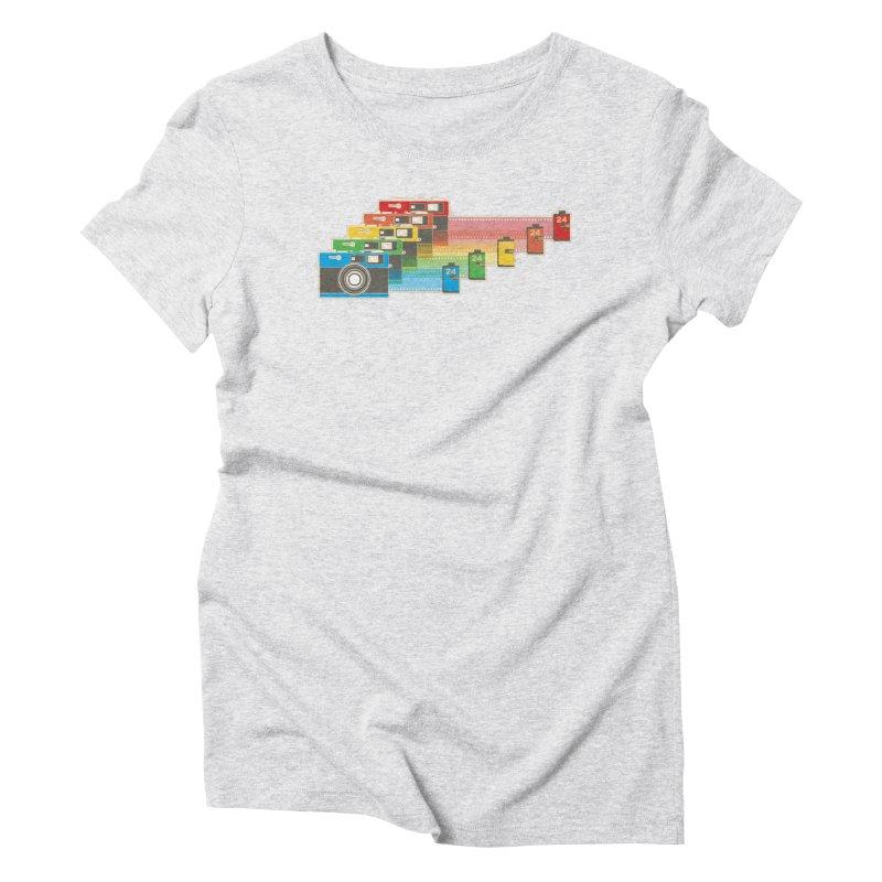 1970 Women's Triblend T-Shirt by blancajp's Artist Shop