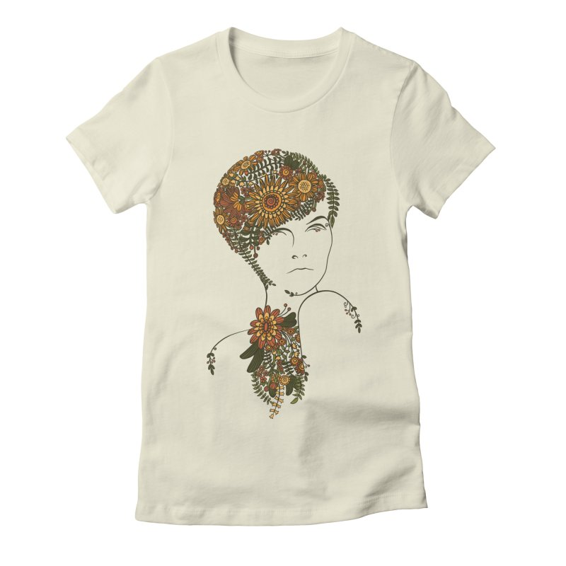 70s chic Women's T-Shirt by blancajp's Artist Shop