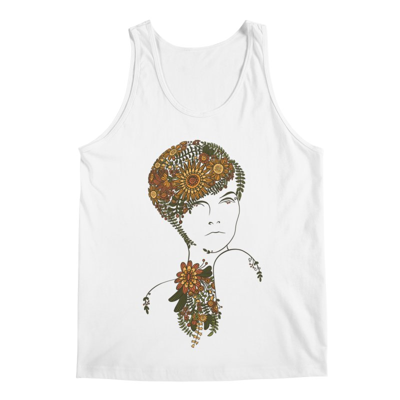 70s chic Men's Regular Tank by blancajp's Artist Shop