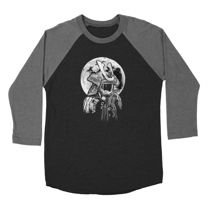 Space Samurai Women's Longsleeve T-Shirt by blancajp's Artist Shop