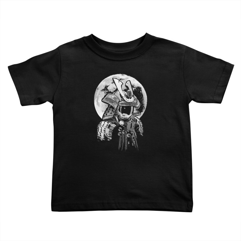 Space Samurai Kids Toddler T-Shirt by blancajp's Artist Shop