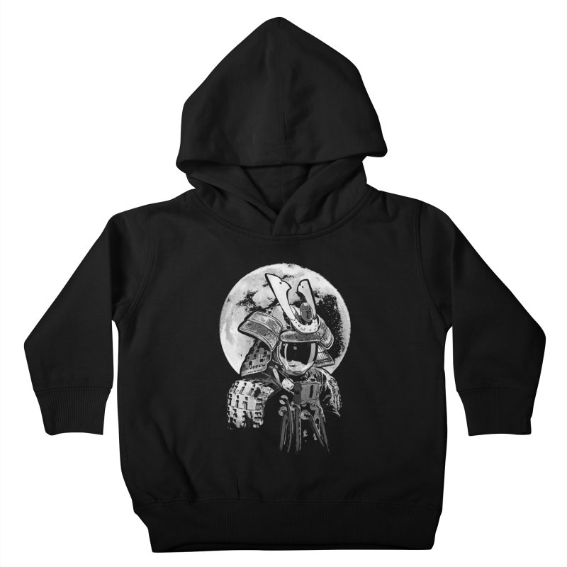 Space Samurai Kids Toddler Pullover Hoody by blancajp's Artist Shop