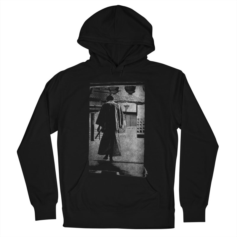 Samurai Samurai Women's French Terry Pullover Hoody by blancajp's Artist Shop