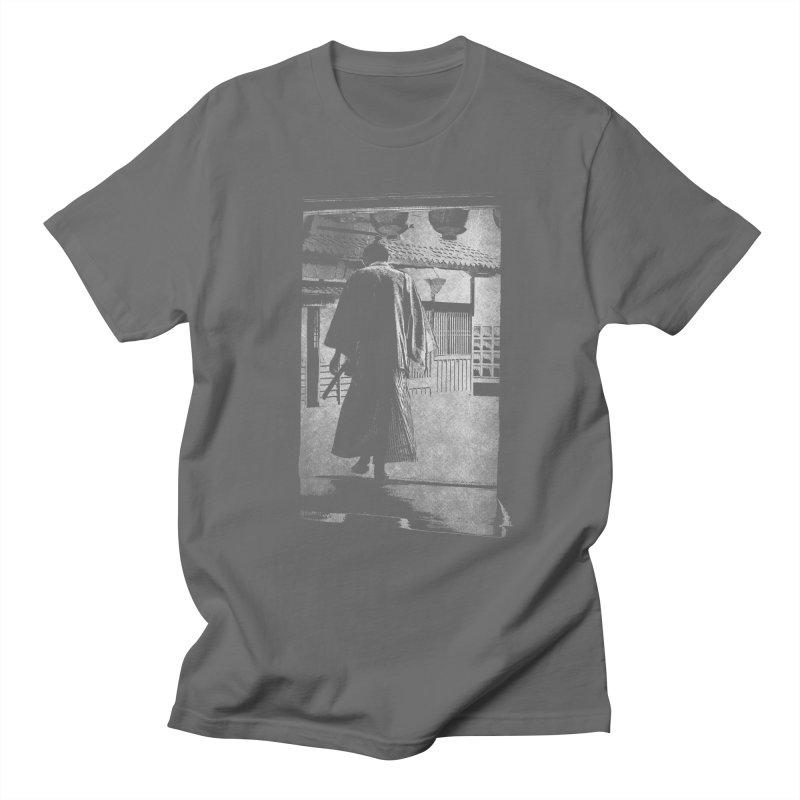 Samurai Samurai Women's Regular Unisex T-Shirt by blancajp's Artist Shop