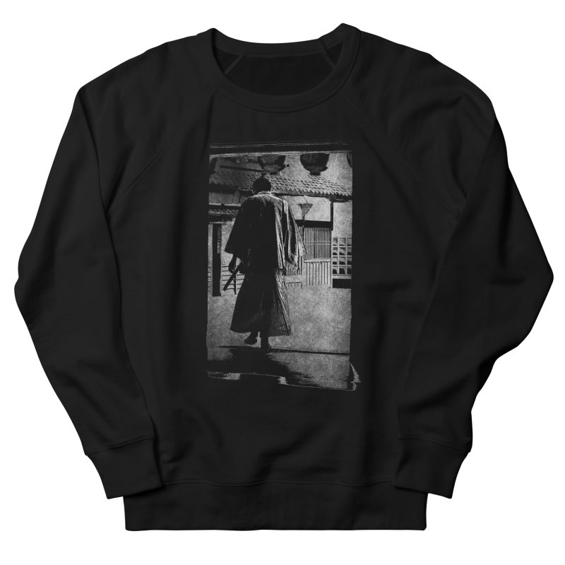 Samurai Samurai Men's French Terry Sweatshirt by blancajp's Artist Shop