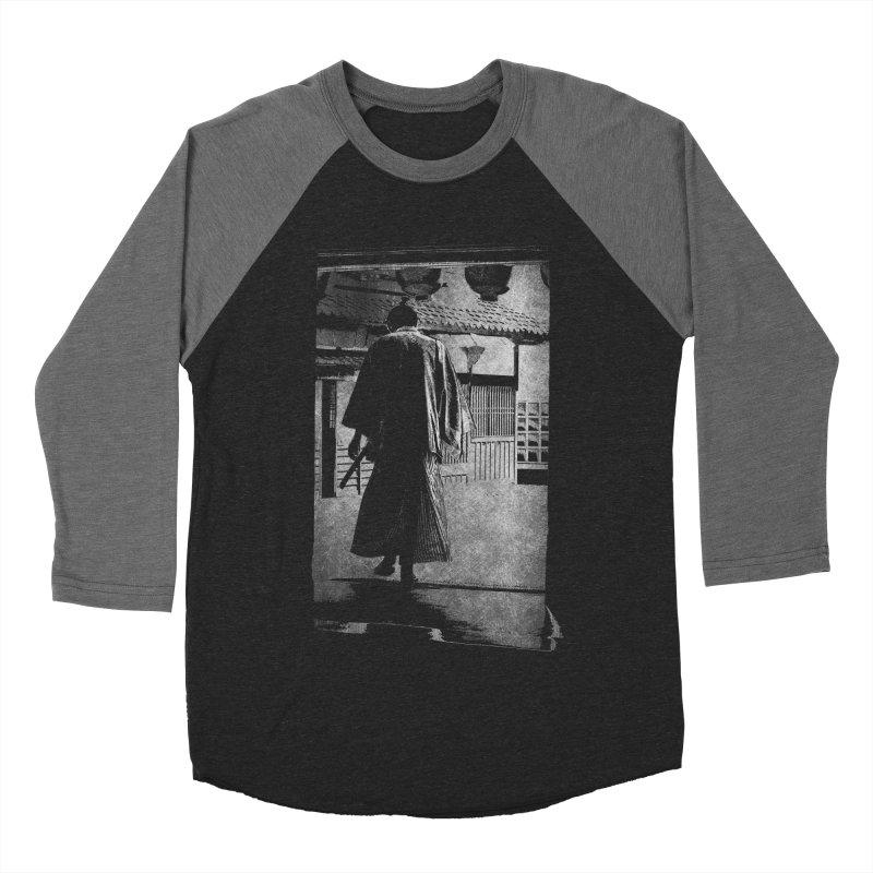 Samurai Samurai Women's Baseball Triblend Longsleeve T-Shirt by blancajp's Artist Shop