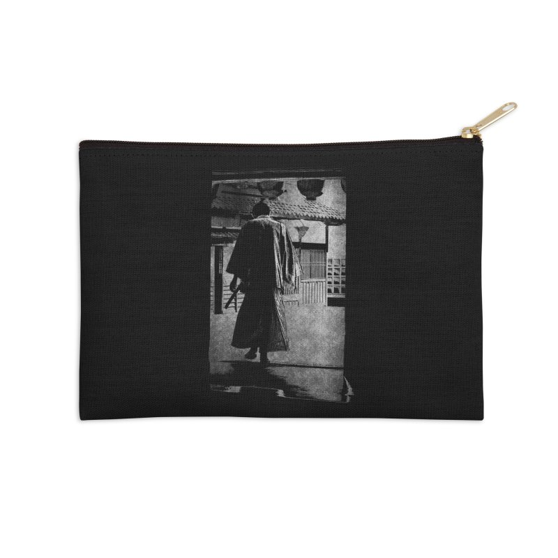 Samurai Samurai Accessories Zip Pouch by blancajp's Artist Shop