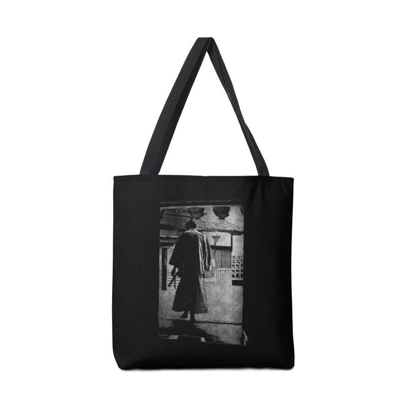 Samurai Samurai Accessories Bag by blancajp's Artist Shop