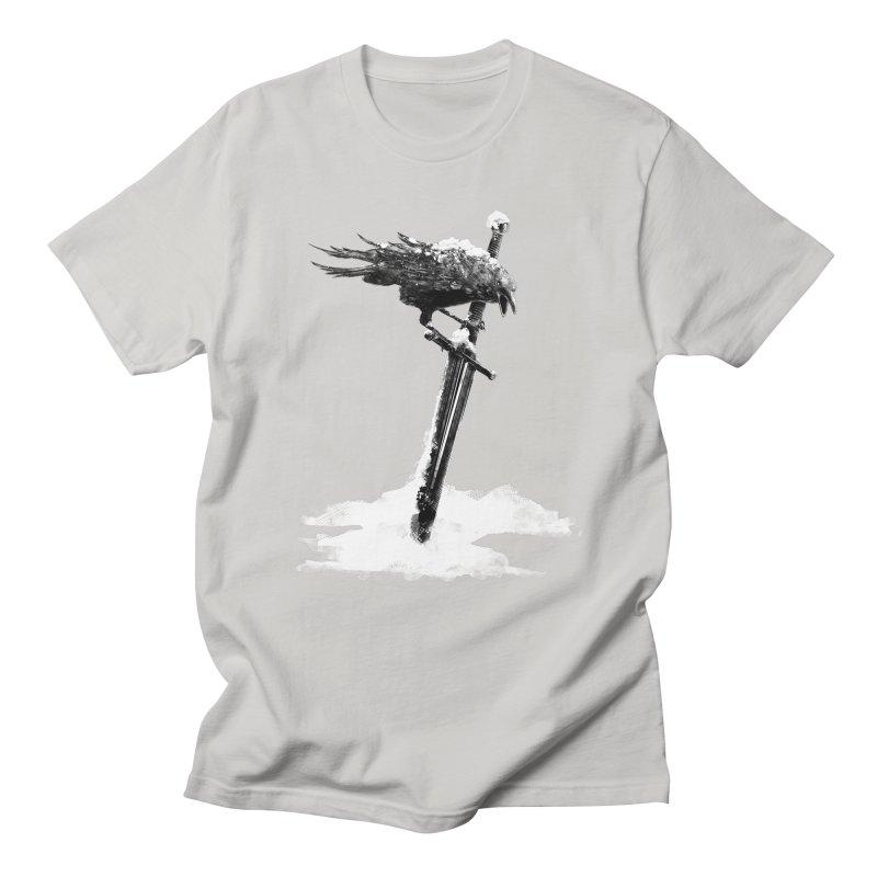 Snow Men's T-Shirt by blancajp's Artist Shop
