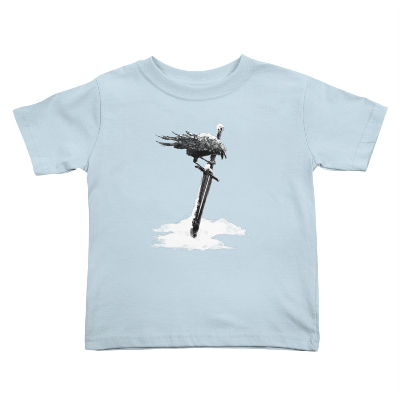 Snow Kids Toddler T-Shirt by blancajp's Artist Shop