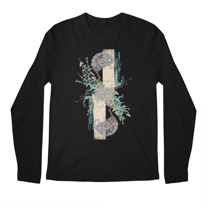 summer Men's Regular Longsleeve T-Shirt by blancajp's Artist Shop