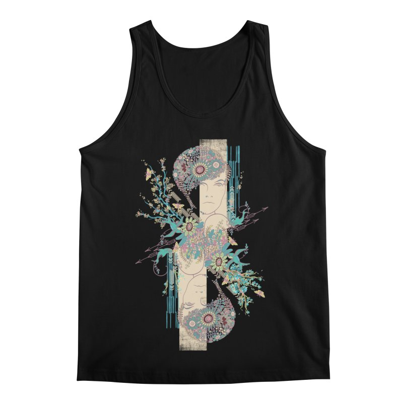 summer Men's Regular Tank by blancajp's Artist Shop