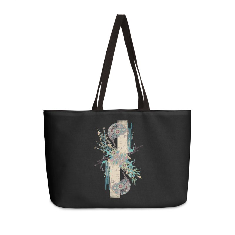 summer Accessories Weekender Bag Bag by blancajp's Artist Shop