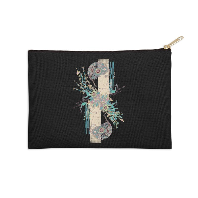 summer Accessories Zip Pouch by blancajp's Artist Shop
