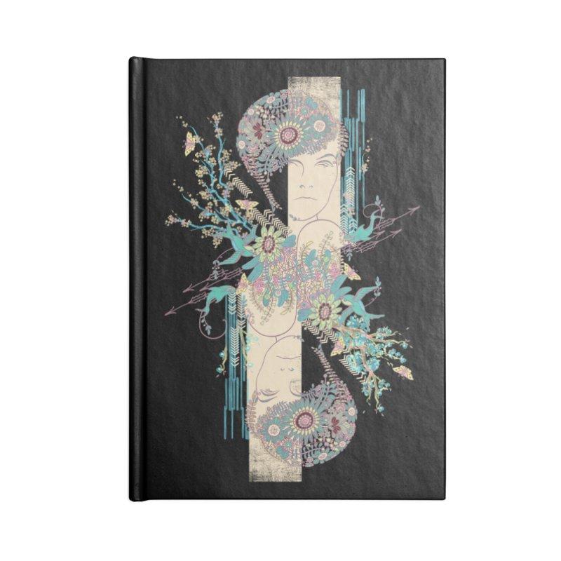 summer Accessories Notebook by blancajp's Artist Shop