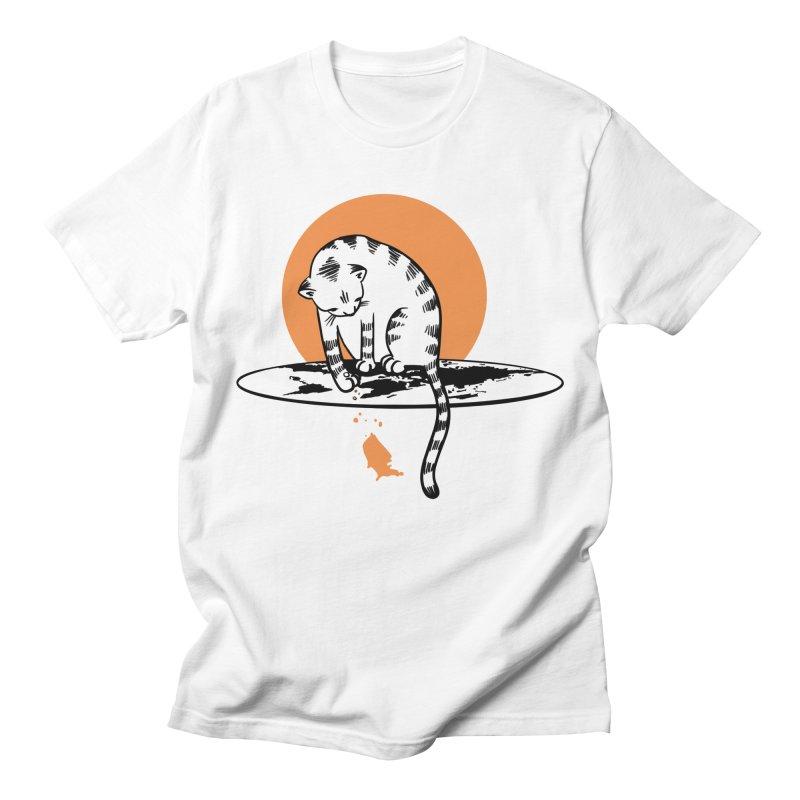 Flat Men's T-Shirt by blancajp's Artist Shop