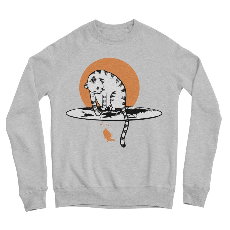 Flat Women's Sponge Fleece Sweatshirt by blancajp's Artist Shop