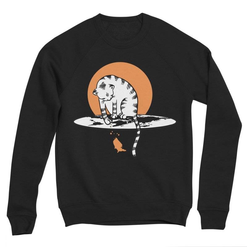 Flat Men's Sponge Fleece Sweatshirt by blancajp's Artist Shop