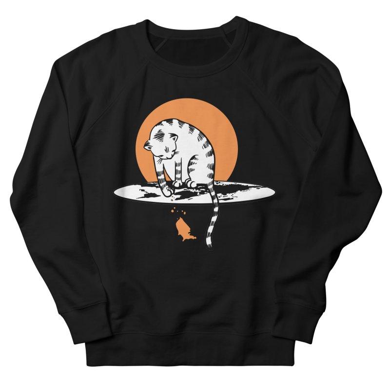 Flat Men's French Terry Sweatshirt by blancajp's Artist Shop