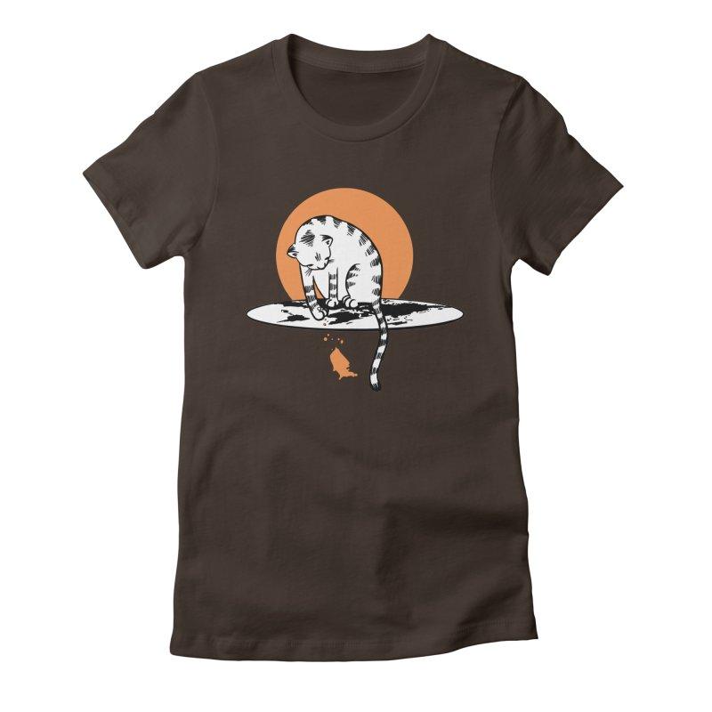 Flat Women's T-Shirt by blancajp's Artist Shop