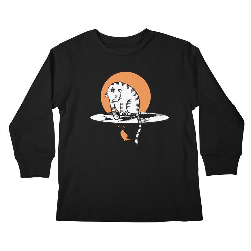 Flat Kids Longsleeve T-Shirt by blancajp's Artist Shop