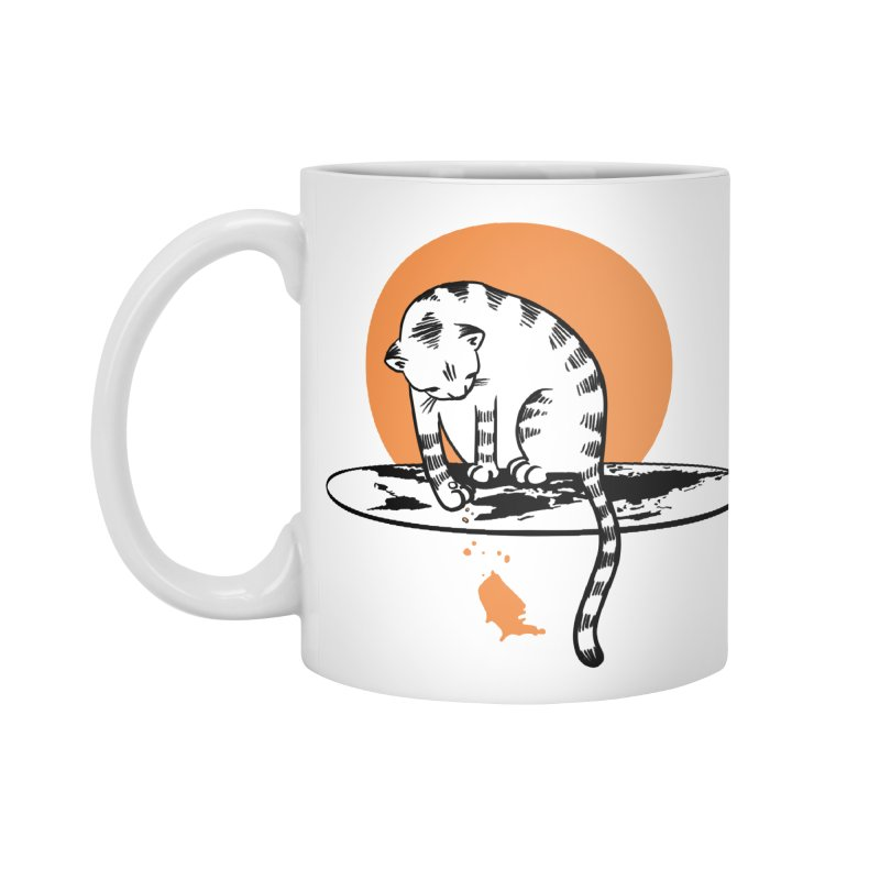 Flat Accessories Standard Mug by blancajp's Artist Shop