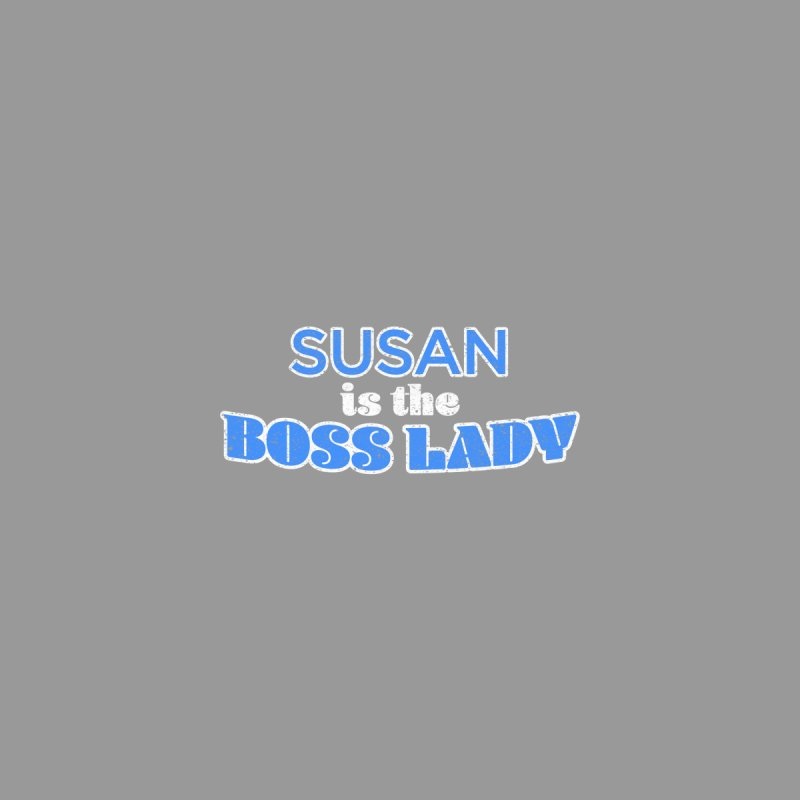Susan is the Boss Lady by Cliff Blank + DOGMA Portraits