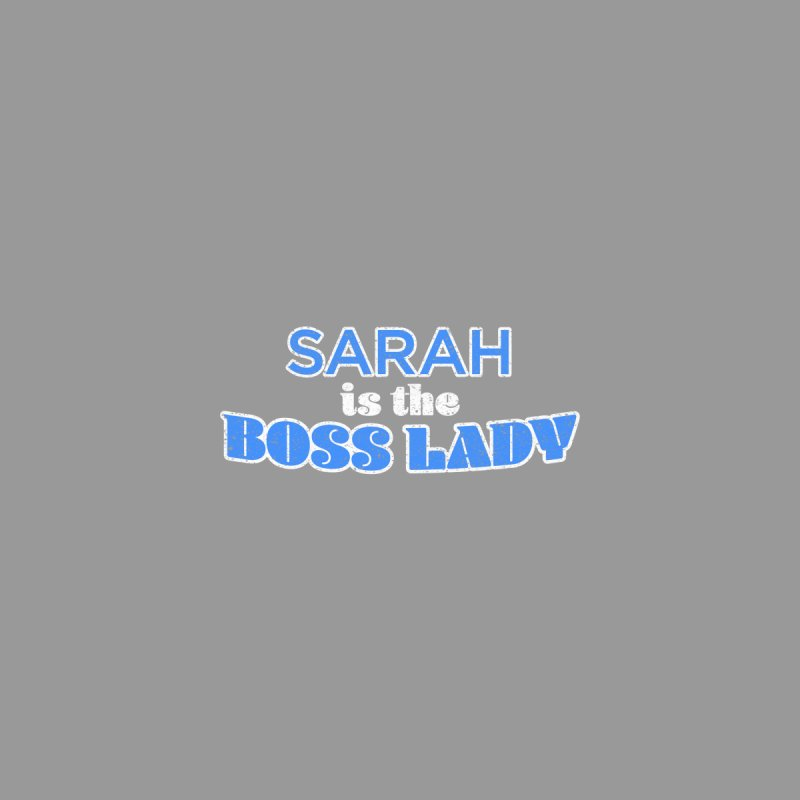 Sarah is the Boss Lady by Cliff Blank + DOGMA Portraits