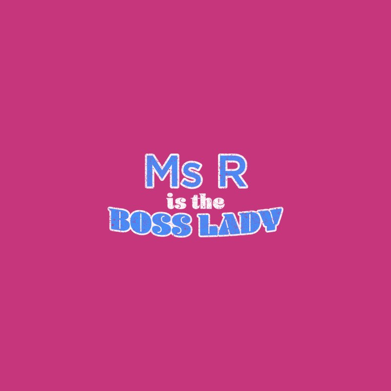 Ms R is the Boss Lady by Cliff Blank + DOGMA Portraits