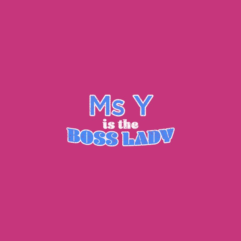Ms Y is the Boss Lady by Cliff Blank + DOGMA Portraits