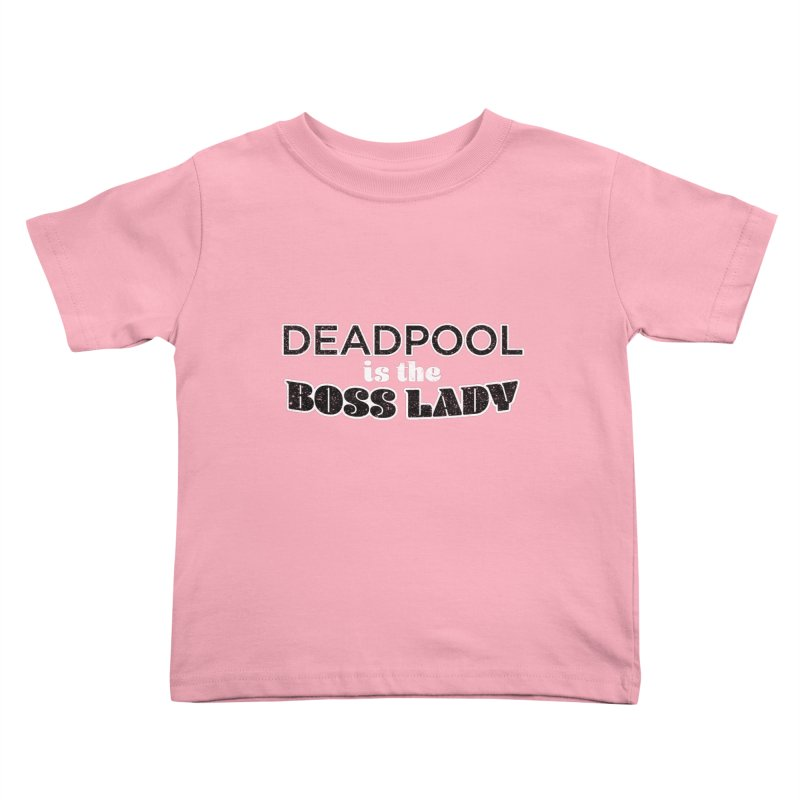 DEADPOOL is the Boss Lady   by Cliff Blank + DOGMA Portraits