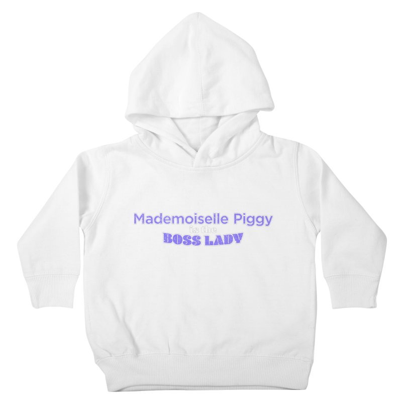 Mademoiselle Piggy is the Boss Lady   by Cliff Blank + DOGMA Portraits