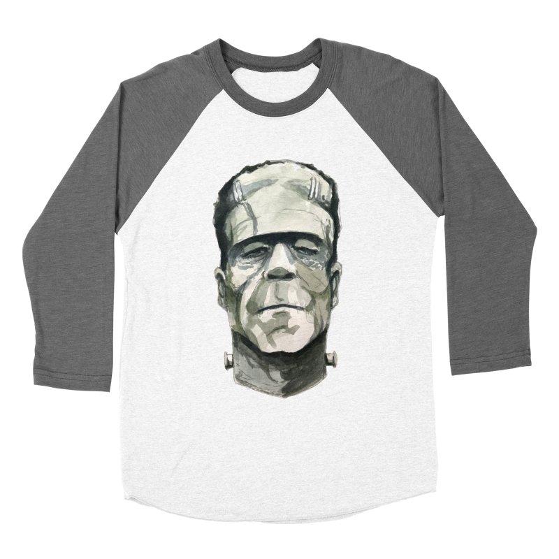Frank Women's Longsleeve T-Shirt by Blasto's Artist Shop