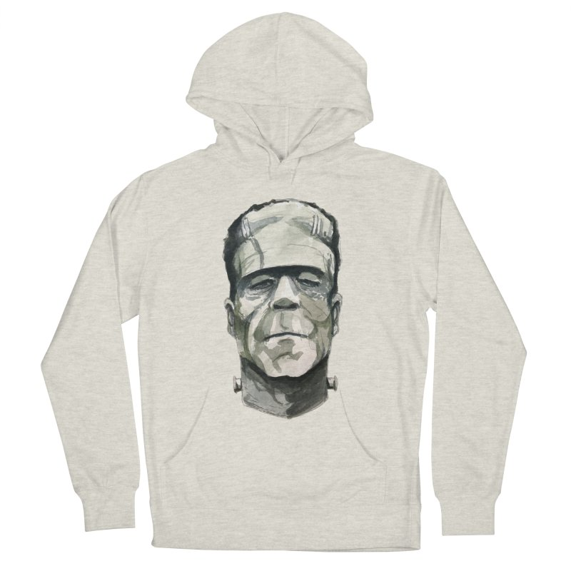 Frank Women's French Terry Pullover Hoody by Blasto's Artist Shop